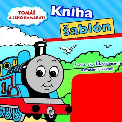 Obrázok Tomáš a jeho kamaráti Kniha šablón