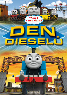 Obrázok Tomáš a jeho přátelé Den Dieselů