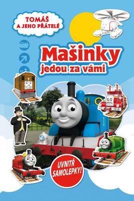 Obrázok Tomáš a jeho přátelé Mašinky jedou za vámi