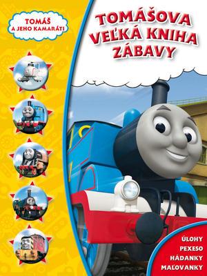 Obrázok Tomášova veľká kniha zábavy