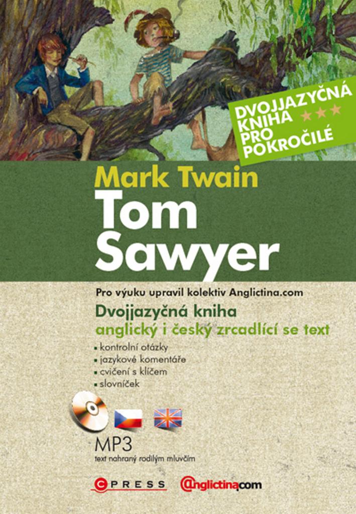 Tom Sawyer + CD - Mark Twain