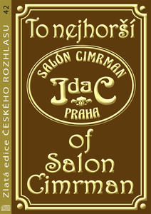 Obrázok To nejhorší of Salon Cimrman