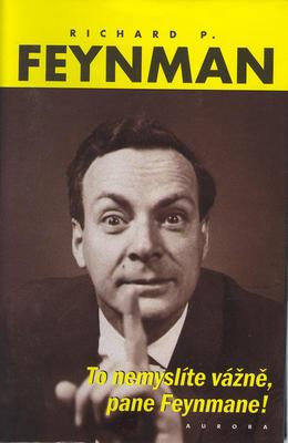 Obrázok To nemyslíte vážně, pane Feynmane !