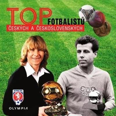 Obrázok TOP českých a československých fotbalistů