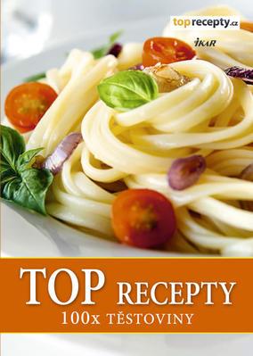 Obrázok TOP recepty 100x těstoviny