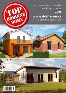 Obrázok Top rodinné domy 2008