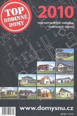 Obrázok Top rodinné domy 2010