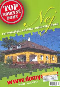 Obrázok TOP Rodinné domy 2/2006