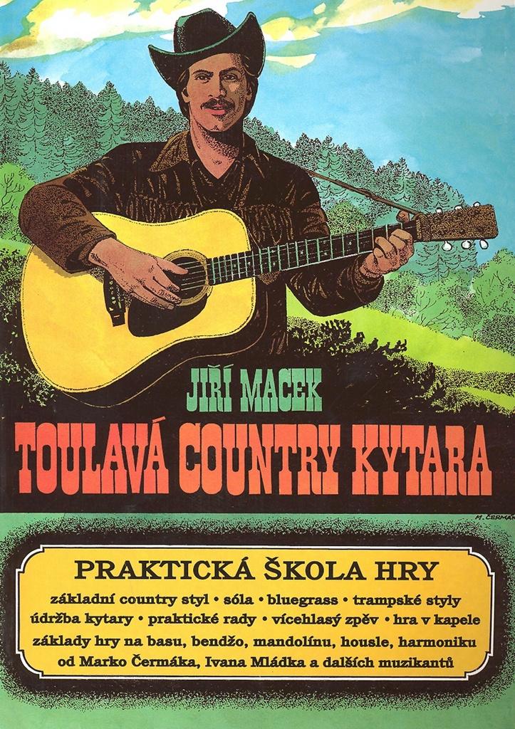 Toulavá country kytara - JUDr. Jiří Macek