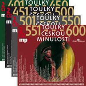 Obrázok Toulky českou minulostí komplet 401 - 600