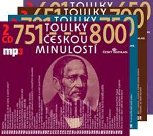 Obrázok Toulky českou minulostí komplet 601-800