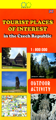 Obrázok Tourist Places of Interest in the Czech Republic