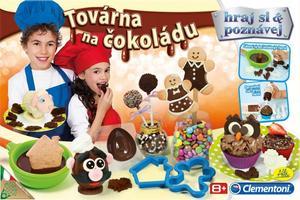 Obrázok Továrna na čokoládu