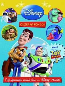 Obrázok Toy Story Knižka na rok 2011