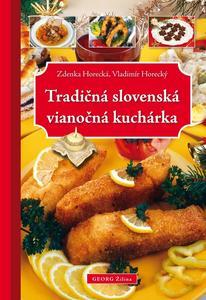 Obrázok Tradičná slovenská vianočná kuchárka