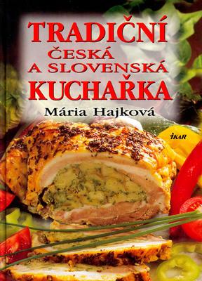 Obrázok Tradiční česká a slovenská kuchařka