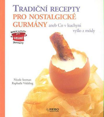 Obrázok Tradiční recepty pro nostalgické gurmány