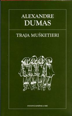 Obrázok Traja mušketieri