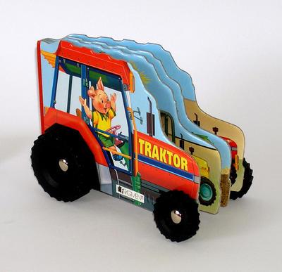 Obrázok Traktor