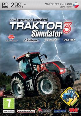 Obrázok Traktor 3 (,)