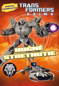 Obrázok Transformers Nočné stretnutie