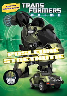 Obrázok Transformers Prime Posledné stretnutie