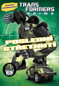 Obrázok Transformers Prime Poslední střetnutí