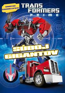 Obrázok Transformers Súboj gigantov