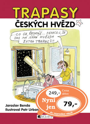 Obrázok Trapasy českých hvězd