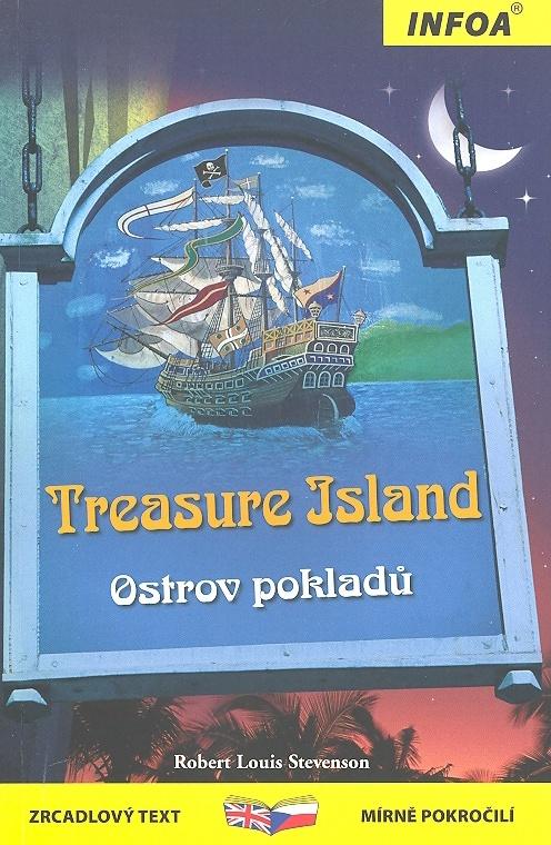 Treasure island/Ostrov pokladů - Robert Louis Stevenson
