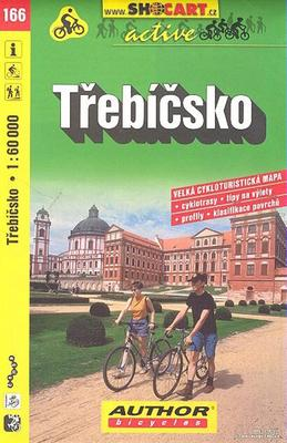 Obrázok Třebíčsko 1:60 000