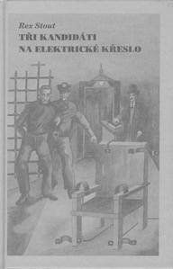 Obrázok Tři kandidáti na eleltrické křeslo