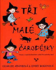 Obrázok Tři malé čarodějky