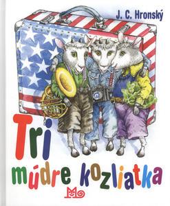 Obrázok Tri múdré kozliatka
