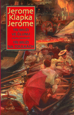 Obrázok Tři muži ve člunu (o psu nemluvě) Tři muži na toulkách