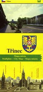 Obrázok Třinec - AAA mapa města