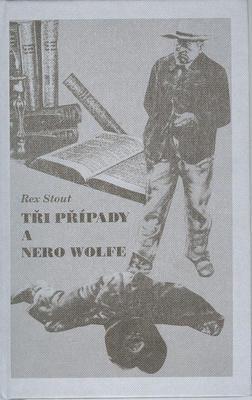 Obrázok Tři případy a Nero Wolfe