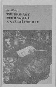 Obrázok Tři případy Nero Wolfa a stát.