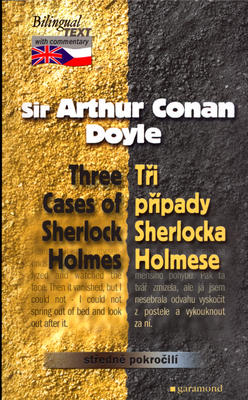 Tři případy Sherlocka Holmese, Three Cases of Sherlock Holmes