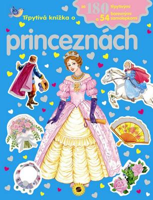 Obrázok Třpytivá knížka o princeznách