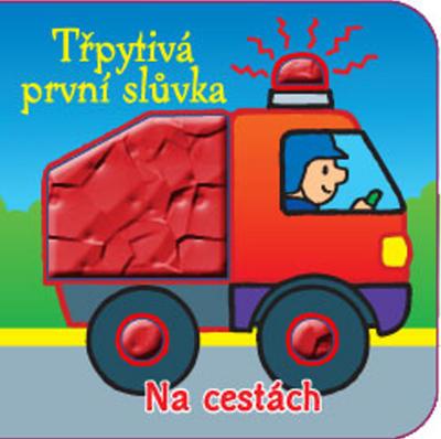 Obrázok Třpytivá první slůvka Na cestách