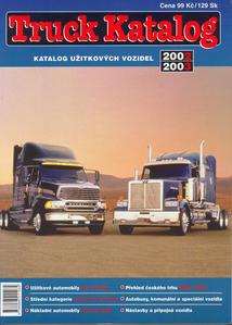 Obrázok Truck Katalog 2002-2003