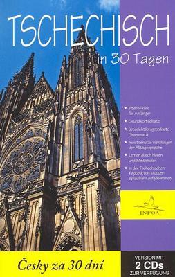 Obrázok Tschechisch in 30 Tagen + 2 audio CD