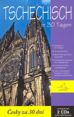 Obrázok Tschechisch in 30 Tagen - kniha bez CD