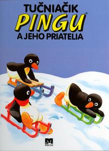 Obrázok Tučniačik Pingu a jeho priatelia