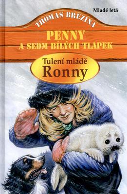 Obrázok Tulení mládě Rony Penny a sedm bílých tlapek