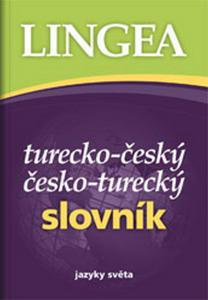 Obrázok Turecko-český česko-turecký slovník