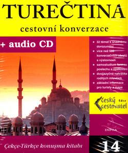 Obrázok Turečtina cestovní konverzace + CD