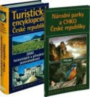 Obrázok Turistická encyklopedie České republiky