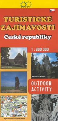 Obrázok Turistické zajímavosti České republiky
